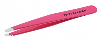 Slant Tweezer Pretty In Pink